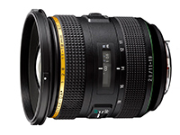 HD DA* 11-18mm f/2,8 ED DC AW