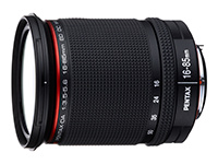 HD DA 16-85mm f/3,5-5,6 ED DC WR