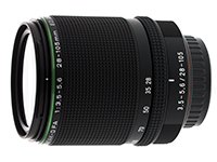 HD DFA 28-105mm f/3,5-5,6 ED DC WR