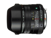 smc FA 31mm f/1,8 AL schwarz Limited Edition