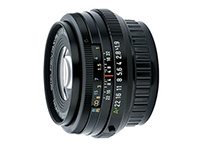 smc FA 43mm f/1,9 schwarz Limited Edition