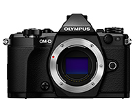OM-D E-M5 Mark II Body (schwarz)