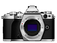 OM-D E-M5 Mark II Body (silber)