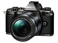 OM-D E-M5 Mark II titan Limited Edition Set inkl. M.Zuiko digital ED 14-150mm II (schwarz)