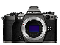 OM-D E-M5 Mark II Body titan Limited Edition