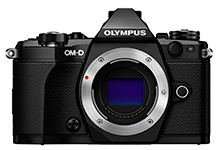 Olympus OM-D E-M5 Mark II Body